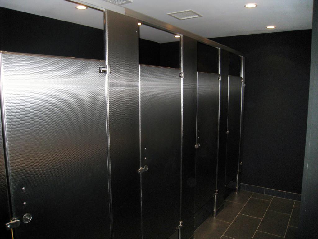 New Construction Toilet Installation
