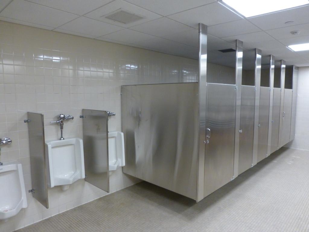 Mavi New York Verizon Mavi New York - Stainless steel bathroom partitions