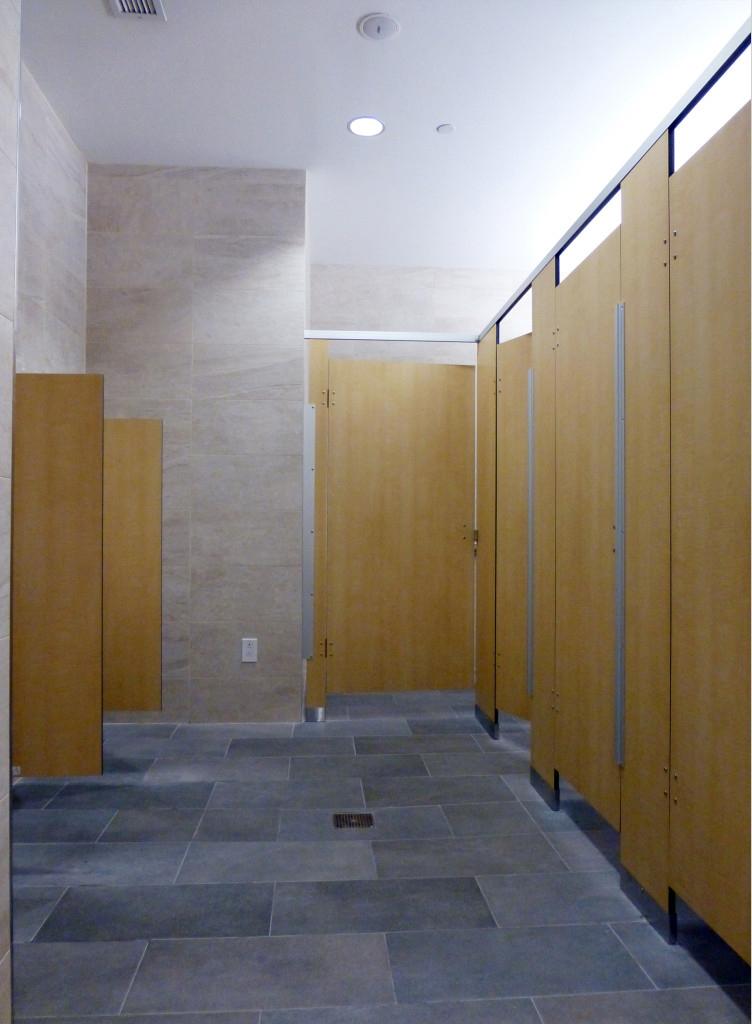 Construction Styles Mavi New York Toilet Partitions