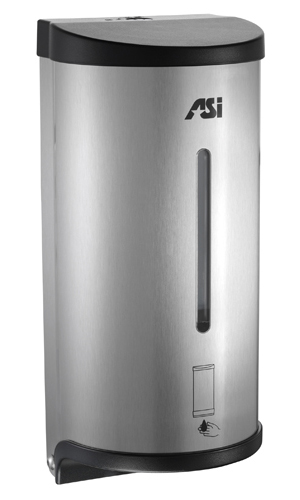 Stainless Steel Series Medicine Cabinets - Cabinets can be inverted for right or or left door swing