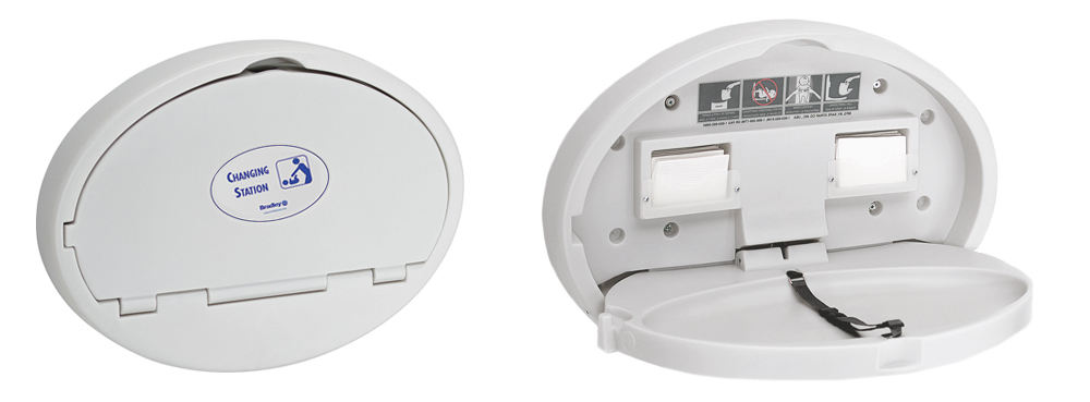Surface Mounted Tri-view Medicine Cabinet Light Fixture