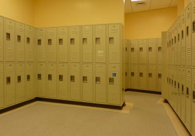 Lockers Metal
