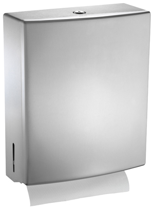 tri view 30 x 36 surface mounted medicine cabinet asi 20210 rovalsurface mounted paper towel dispenser - Commercial Bathroom Paper Towel Dispenser
