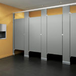 ASI Color-Thru Bathroom Partitions