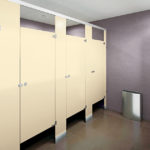 ASI Powder Coated Bathroom Partitions