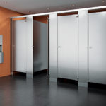 ASI Stainless Steel Bathroom Partitions