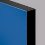 Manufacturer Bobrick Compact Laminate Bathroom Partitions