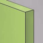 Manufacturer Bobrick High Pressure Laminate Metro Series Bathroom Partitions