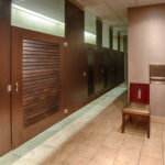 Ironwood Manufacturing Laminate Bathroom Partition