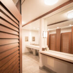 Ironwood Manufacturing Phenolic Bathroom Partition