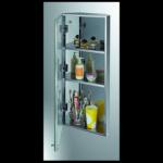Ketcham Stainless Steel Corner Series Medicine Cabinets