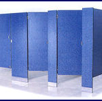 Knickerbocker Partitions Phenolic Bathroom Partitions