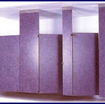 Knickerbocker Partitions Plastic Laminate Bathroom Partitions
