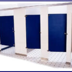 Knickerbocker Partitions Plastique SP Bathroom Partitions