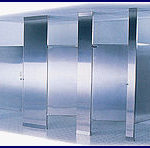Knickerbocker Partitions Stainless Steel Bathroom Partitions