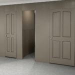 Scranton Products Aria Bathroom Partitions