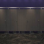 Scranton Products Eclipse Bathroom Partitions