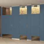 Scranton Products Hiny Hiders Bathroom Partitions